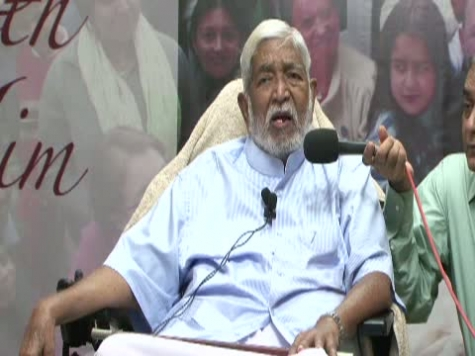 Rev. Master's speech to abhyasis from Pune and Unnao